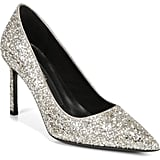 Via Spiga Nikole 3 Glitter Pumps