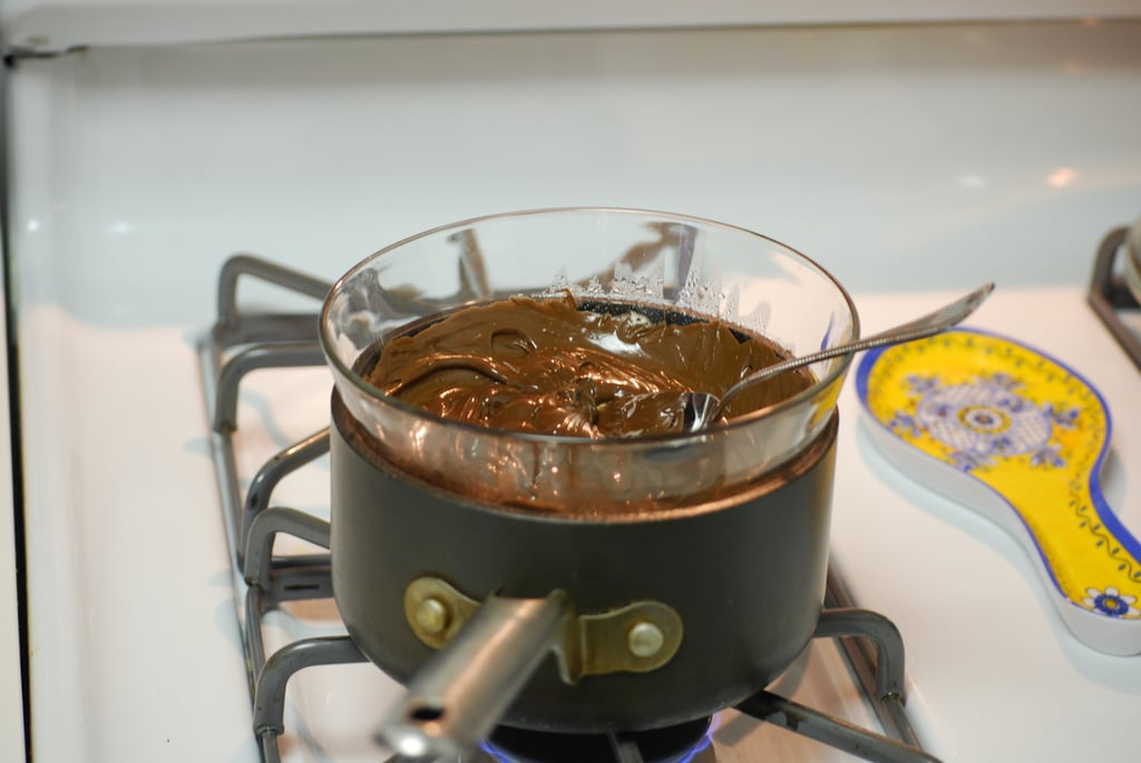 Melt Chocolate in a Double Boiler