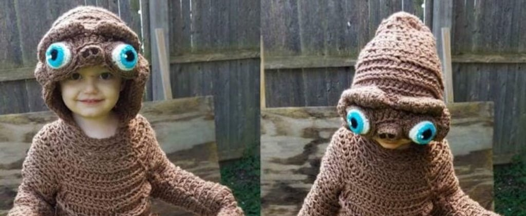 Mom Crochets Halloween Costumes