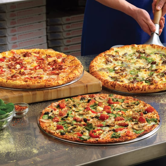 Healthiest Domino's Pizza Orders