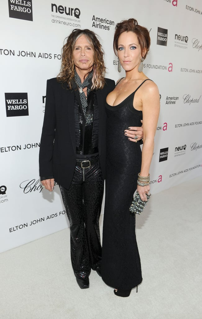 Steven Tyler and Erin Bradley