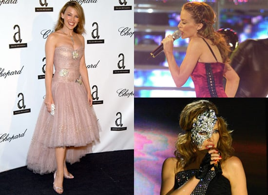 Photos of Kylie Minogue Style Fashion
