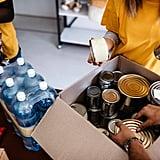 Give to Food Banks