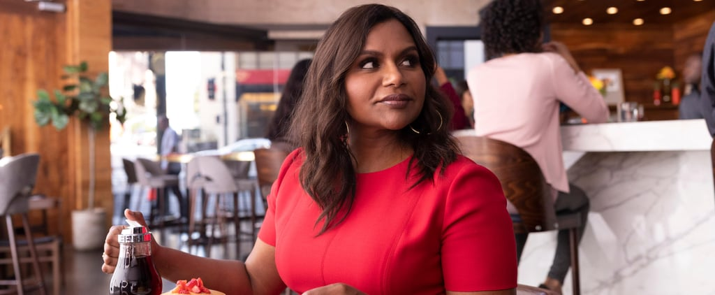 Mindy Kaling Interview on Four Weddings and a Funeral