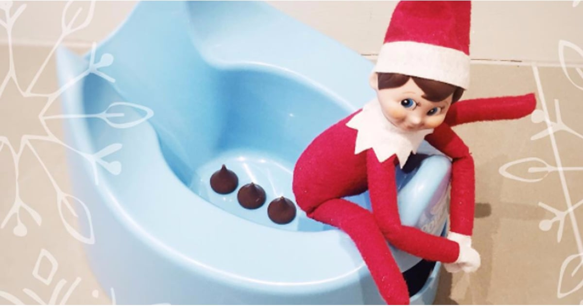 33 Elf on the Shelf Ideas That Will Make You and the Kids LOL