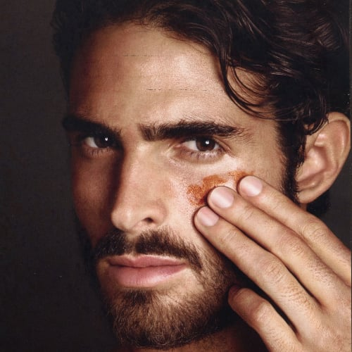 Makeup For Men Trend