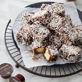 Anna Polyviou Hot Chocolate Lamingtons Recipe
