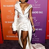 Normani Attends the 5th Annual Diamond Ball