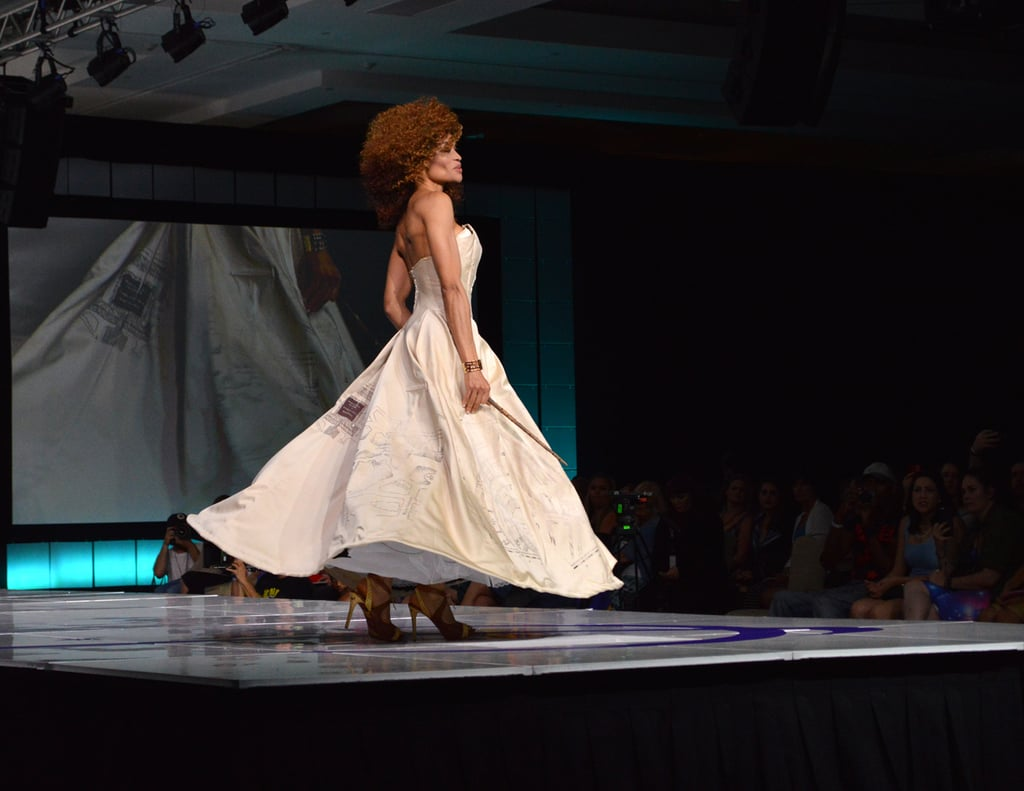 The Geek-Couture Designs at This Comic-Con Fashion Show Were Insane