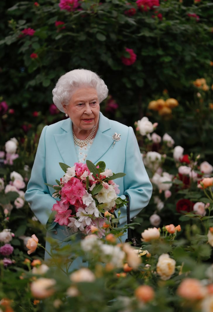 Getting Personal The Queen Favorite Flowers Of The