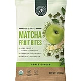 Apple Ginger Matcha Fruit Bites