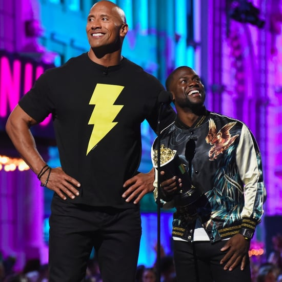Dwayne Johnson and Kevin Hart Funny Moments