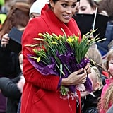 Prince Harry and Meghan Markle Visit Birkenhead in January