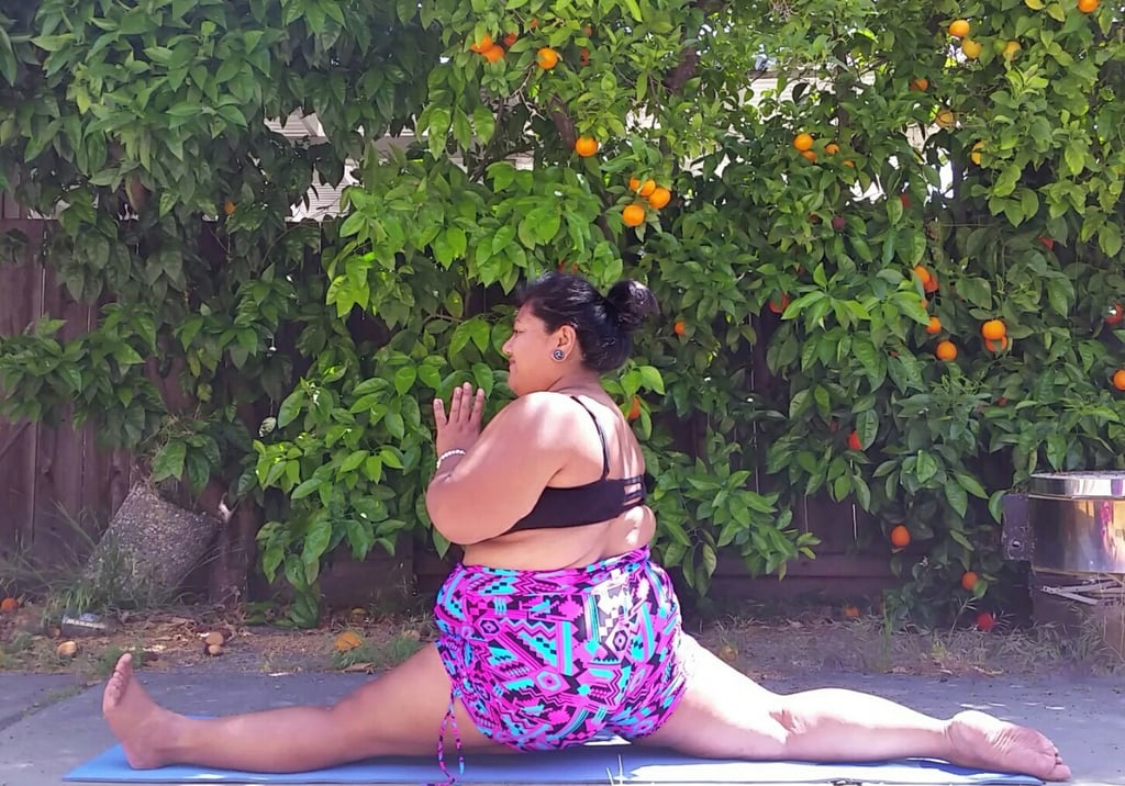 """This Body-Positive Yogi Will Banish Your Perceptions About the Typical """"Yoga Body"""""""