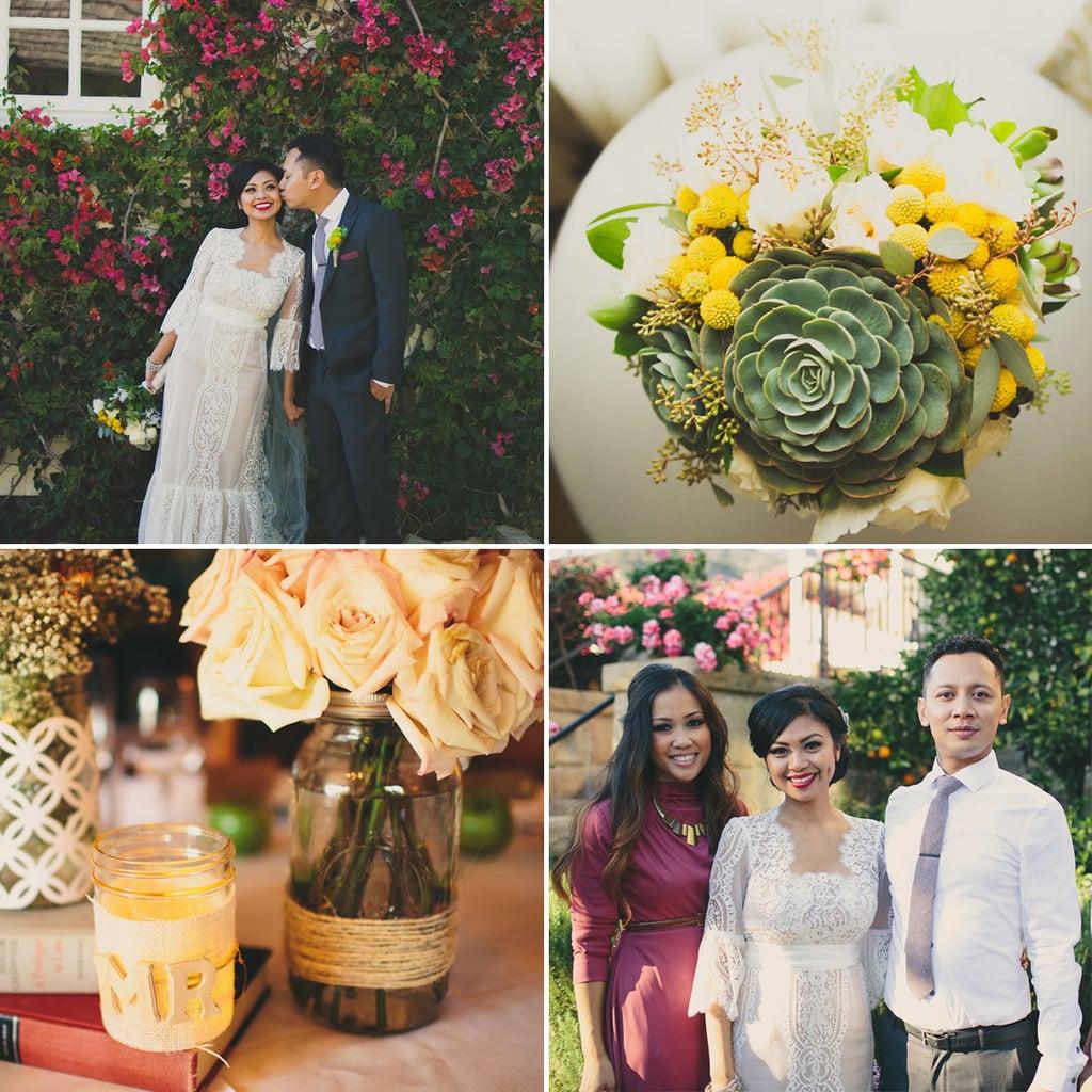 Dreamy Southern California Wedding Inspiration