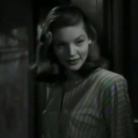 "Lauren Bacall and Humphrey Bogart's ""Whistle"" Scene 