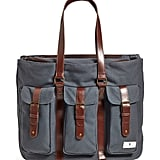 Diaper Dude Infant Boy's Convertible Canvas Diaper Bag
