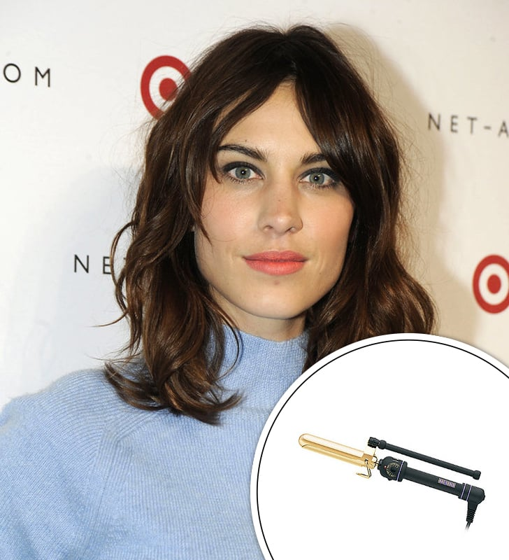 What Size Curling Iron Should I Use Popsugar Beauty