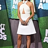 Nikki Reed at the 2015 CMT Awards