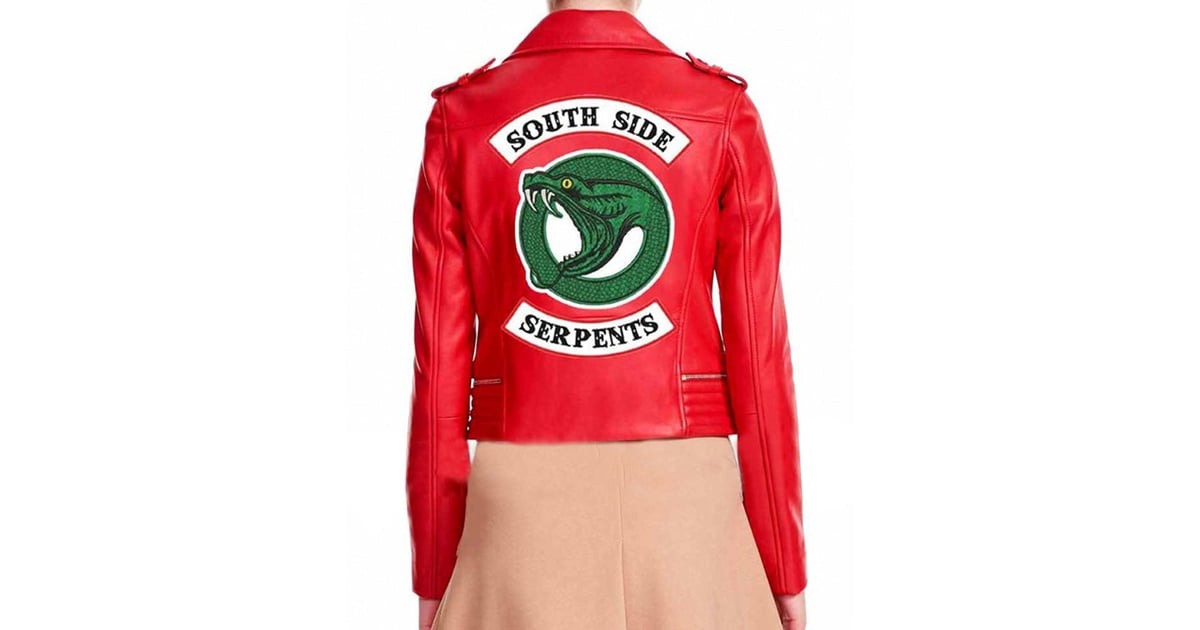 Riverdale Southside Serpents Cheryl Blossom Jacket Channel