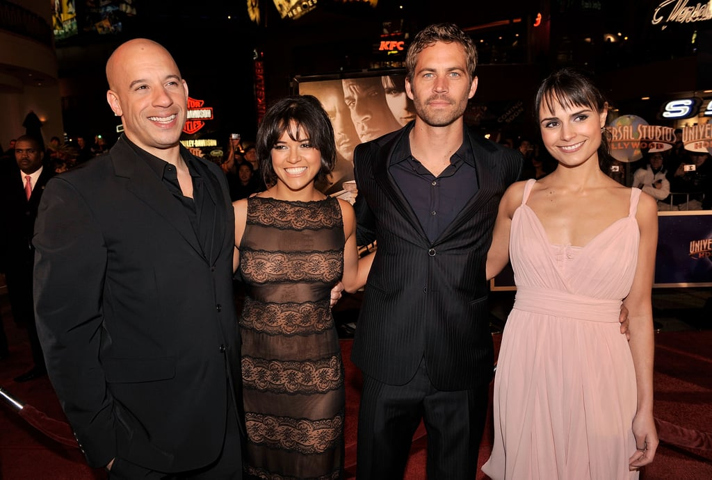 Fast and Furious Cast Red Carpet Pictures Over the Years | POPSUGAR Celebrity UK