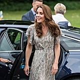 Kate Middleton at Action for Children Workshop June 2019