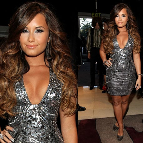 Demi Lovato at 2011 MTV VMAs