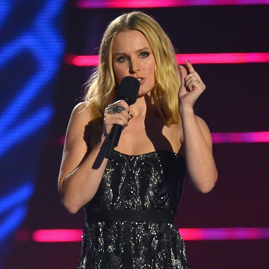 Kristen Bell Singing at the CMT Awards | 2014 Video