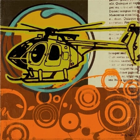 Helicopter ($102)