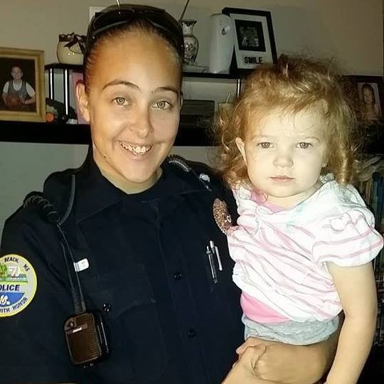 Police Officer Mom Left Toddler to Die in Hot Patrol Car