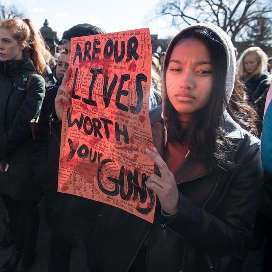 Marjory Stoneman Douglas Protest Quote