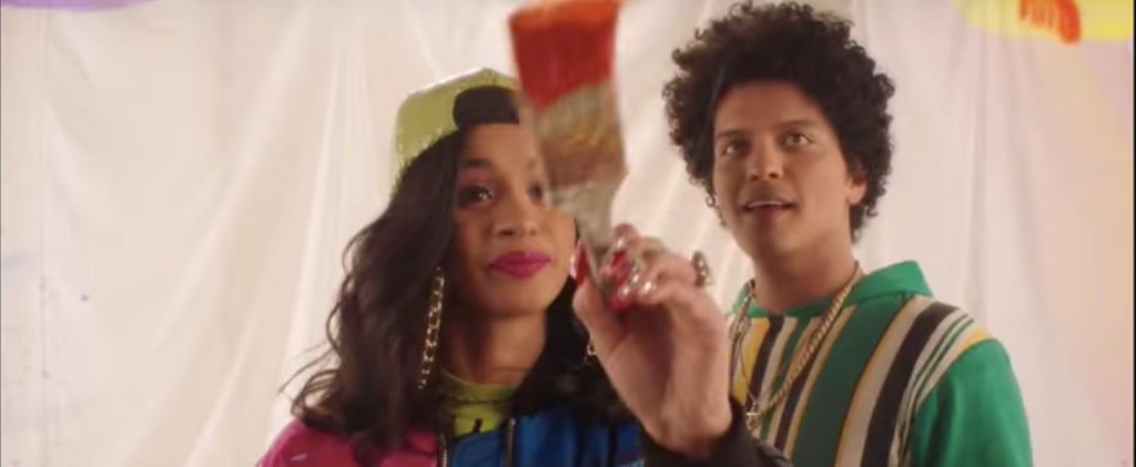 "Bruno Mars and Cardi B ""Finesse"" Music Video"