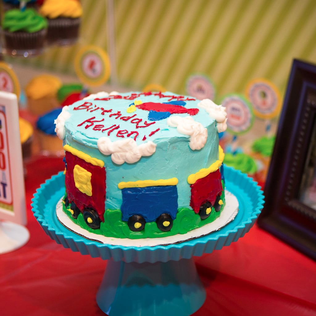 Transportation-Themed Kids' Birthday Party | POPSUGAR Family