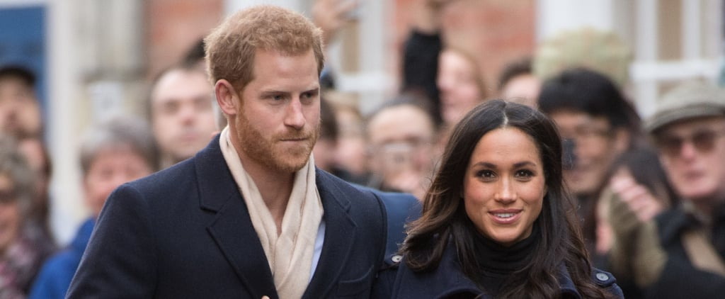 Dear God, a Lifetime Movie About Meghan Markle and Prince Harry Is Already in the Works