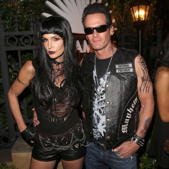 Celebrities at Casamigos Halloween Party 2015