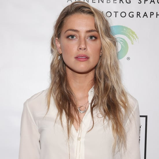 Amber Heard's Essay About Domestic Abuse in Porter Magazine