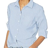 Amazon Essentials Classic-Fit Long-Sleeve Poplin Shirt