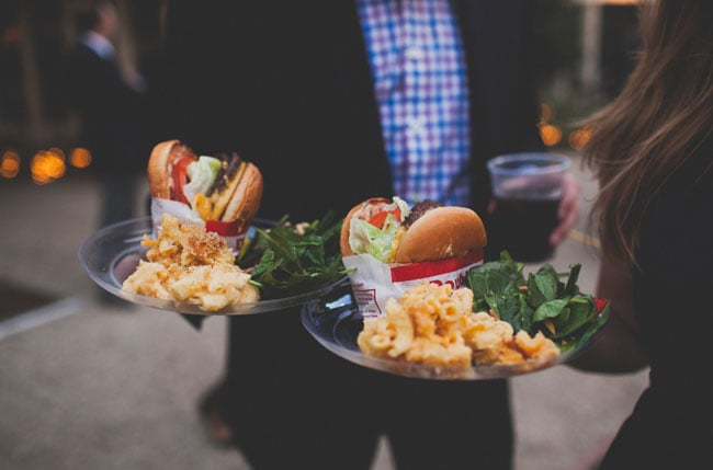 Surprise guests with a late-night snack.