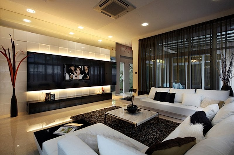 The Tv Room Popular Home Decor Ideas On Pinterest Popsugar Home Uk Photo 14