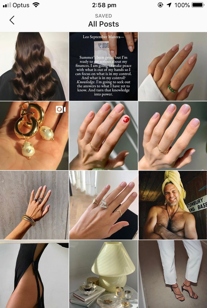Naked Manicure Trend