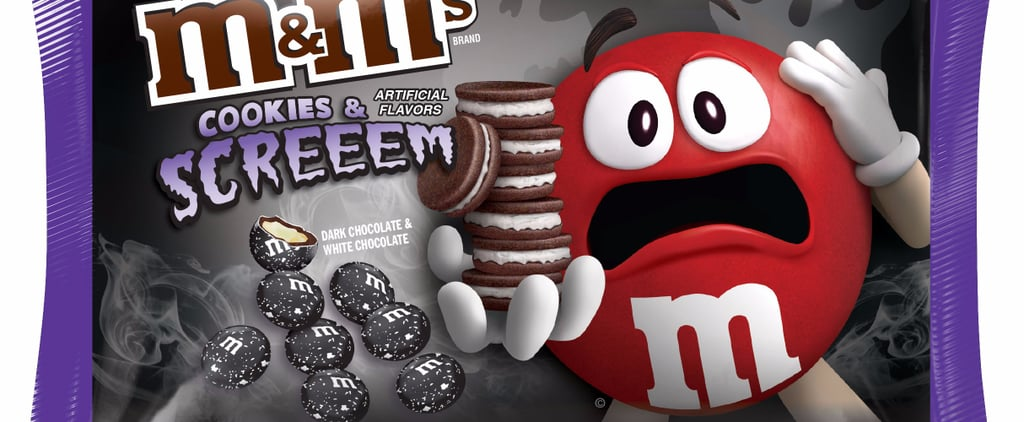 "Cookies & ""Scream"" M&M's Are Here to Make This Halloween the Best Yet!"