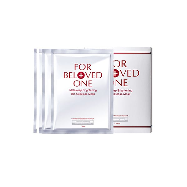 For Beloved One Extreme Hydration Bio-Cellulose Mask x 3 ($82)