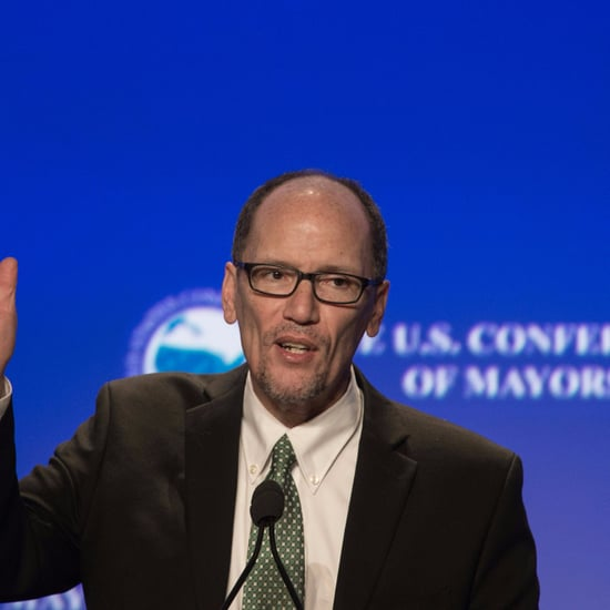 Tom Perez Elected as New Party Leader for Democrats