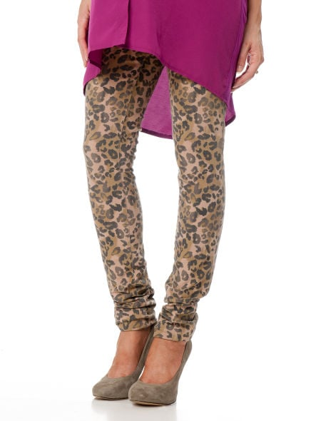Slim-Fit Maternity Pants ($59)