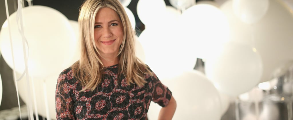 Jennifer Aniston on Not Having Kids