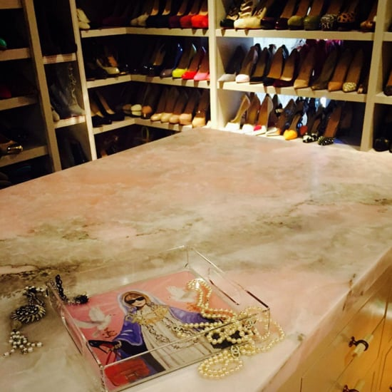 How Blake Lively Organises Her Shoes