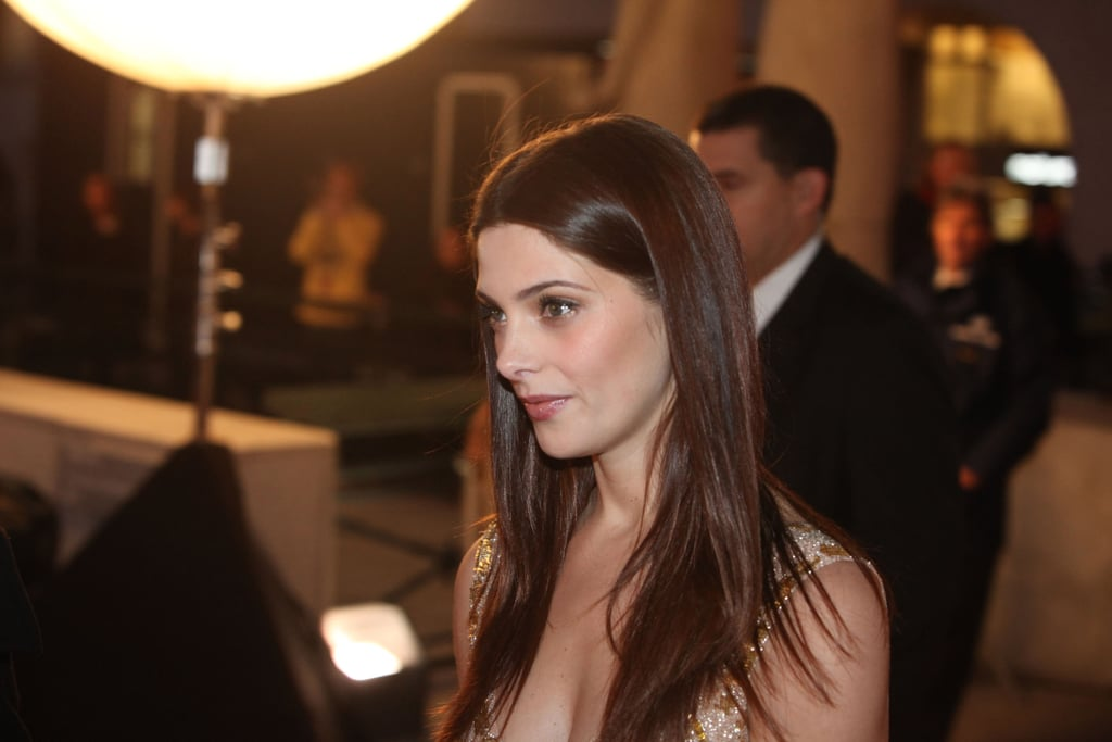 Ashley Greene in Brussels.