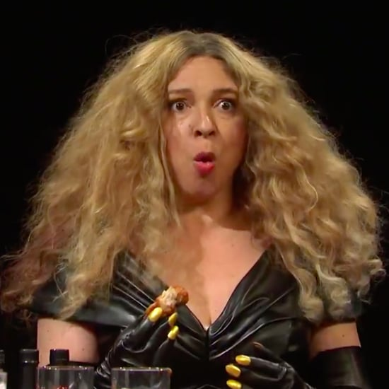 Watch SNL's Beyoncé Hot Ones Skit With Maya Rudolph | Video