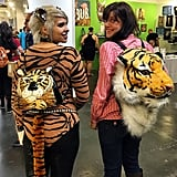 Well, tigers are just big cats.