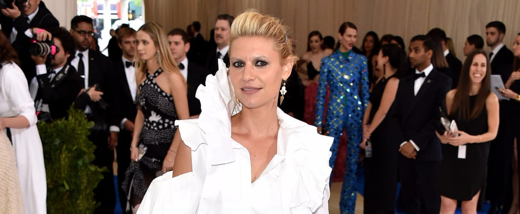 Claire Danes Wore the Complete Opposite of a Princess Ball Gown to the Met Gala